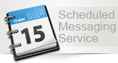 Scheduled Messaging Service